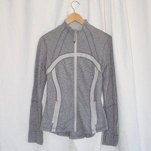 Lululemon Define Jacket  Gray &  light gray
